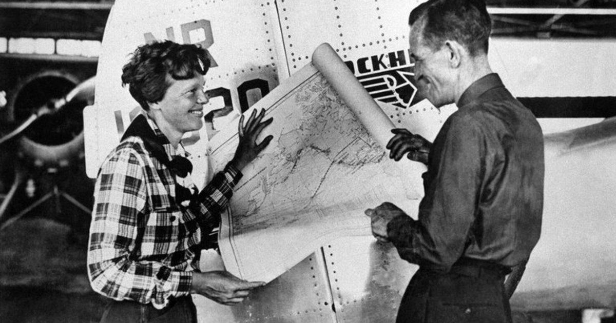 【世界日誌】首位女飛行員愛蜜莉亞、迪士尼顛覆公主形象、倫敦地鐵性別多元
