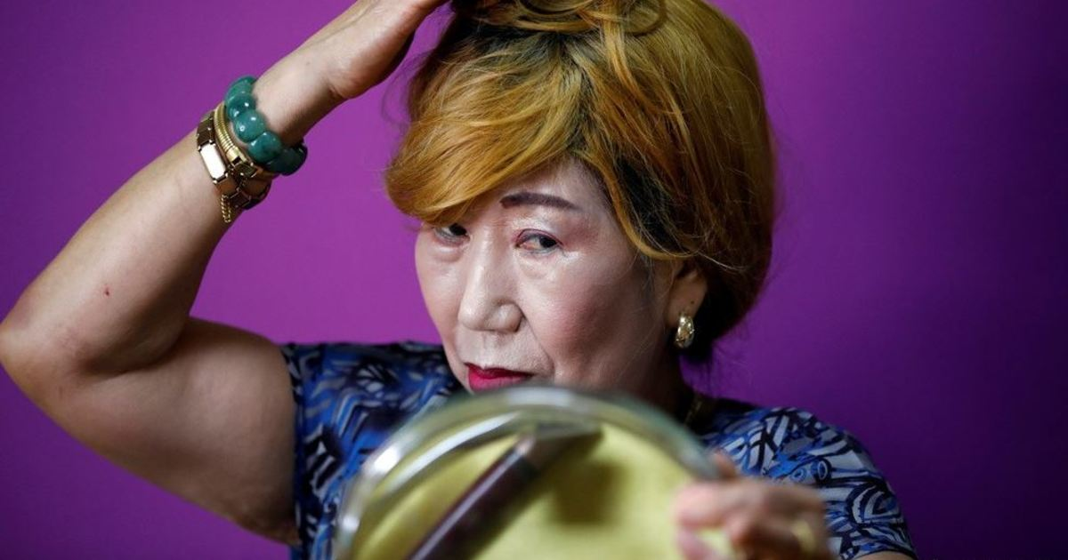 南韓奶奶當起美妝 Youtuber:70 歲後,我過起第二人生