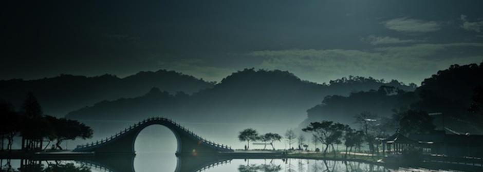 台北我的家,令英法媒體驚艷的大湖公園
