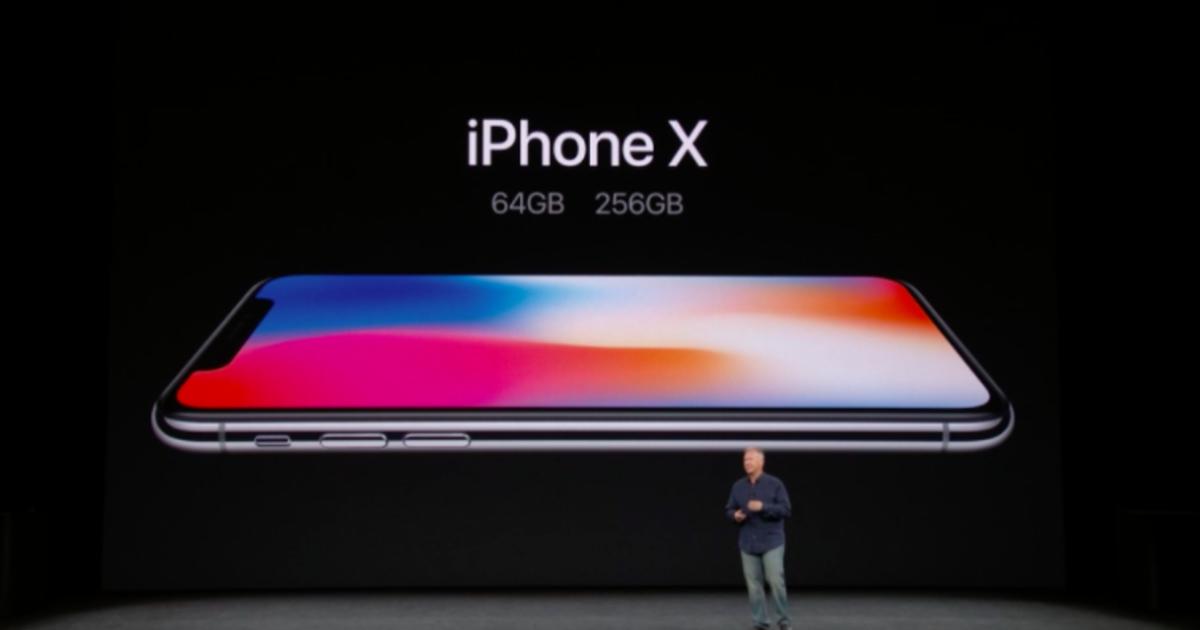 【蘋果發表會直擊】iPhone 8 不夠看?十週年紀念款 iPhone X 強悍上市