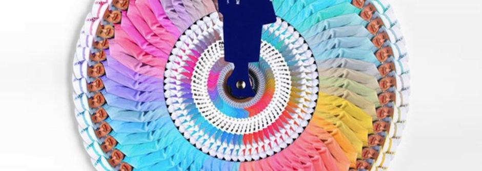 Pantone 推出慶祝英國女王登基60週年紀念色票