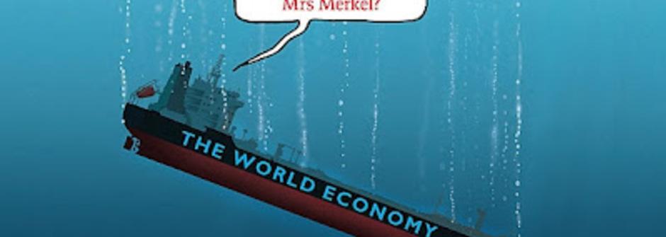 【經濟學人料理】發動經濟大船的引擎吧,安琪拉!