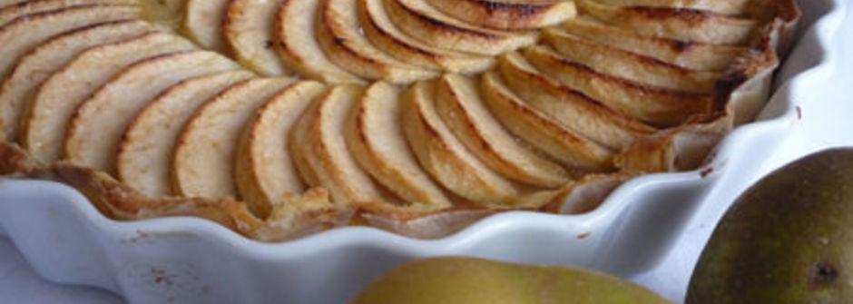 美味料理食譜:普羅旺斯蘋果式蘋果派