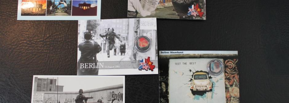 西歐來的明信片