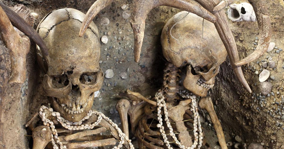 七千多年前的骨頭研究,推翻「男主外女主內」的歷史