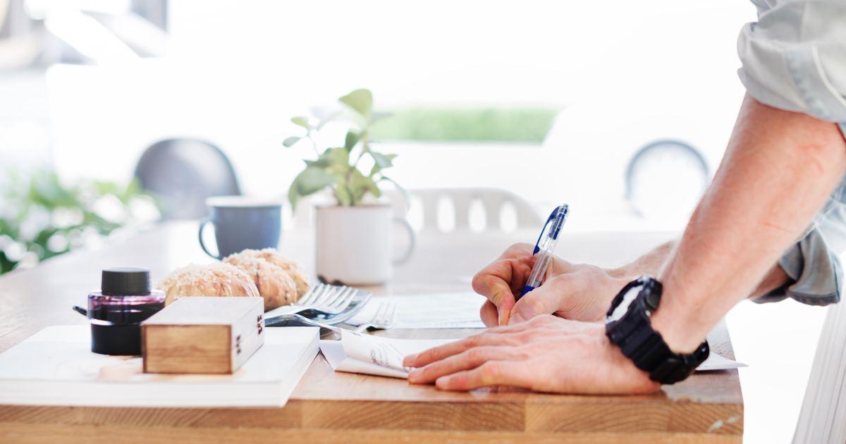 五個該養成的神級習慣:把目標寫下來,暗示你的大腦