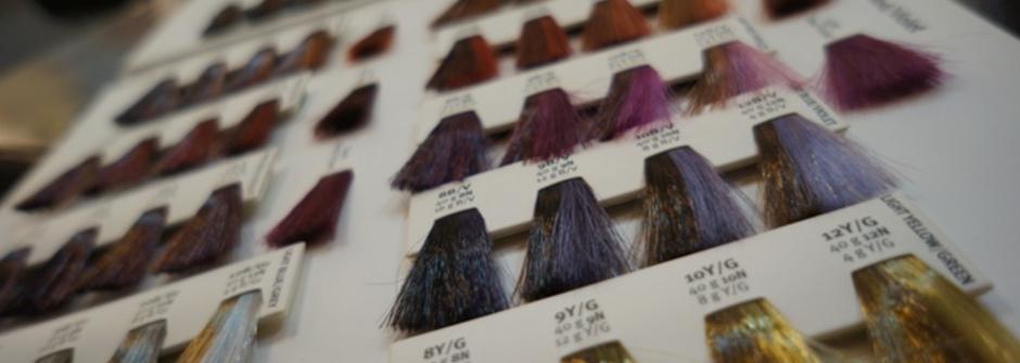染出一頭健康亮麗的最IN髮色