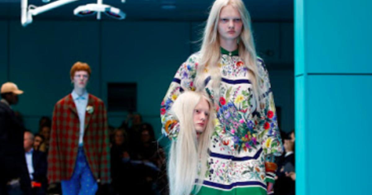 【郡俏哲理】GUCCI 2018 秋冬秀影響力為何遠遠超越時尚界?