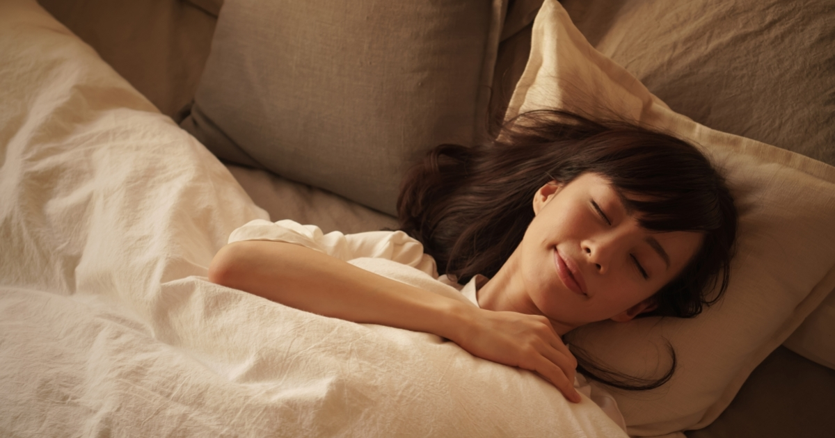 醫師與妳的私密對談:如何提升生理期睡眠品質