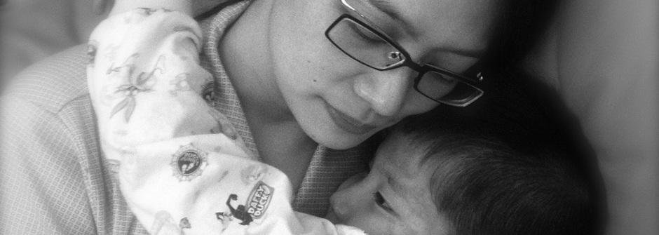 勇氣媽媽:最孤獨也最飽滿的道路 錫安媽媽卓曉然