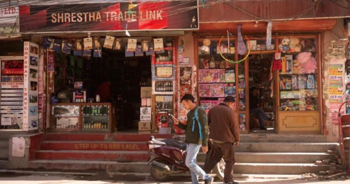 Mika 在路上|尼泊爾的混亂,竟給我安全感