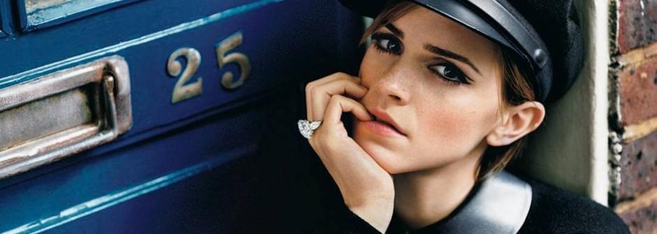 Emma Watson 的秋天時尚