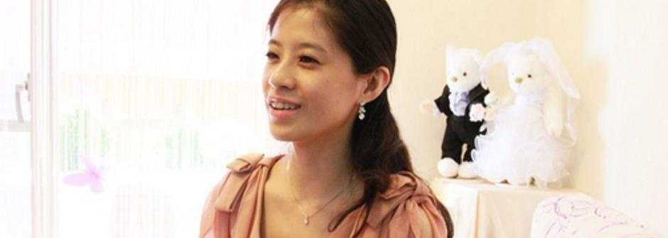 創業家:幸福是過程,不是結果 哈妮熊幸福工坊Christine