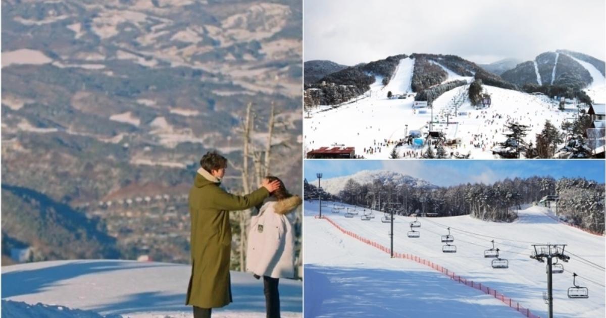 《鬼怪》劇中的滑雪場!盤點日本、韓國、中國 6 大滑雪場