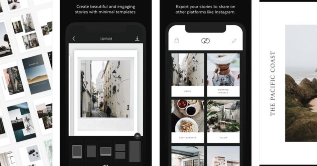 許你美美的 IG 限時動態!四款部落客愛用的排版 App
