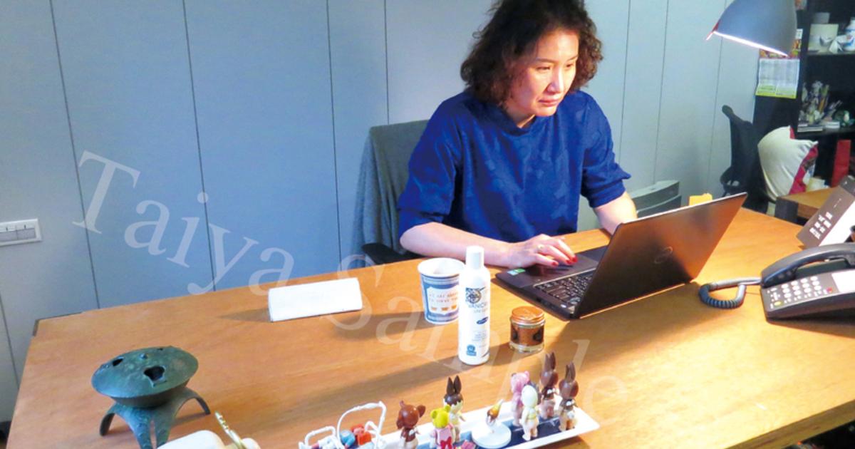 專訪徐譽庭:我最喜歡與最討厭的,都是瓶頸