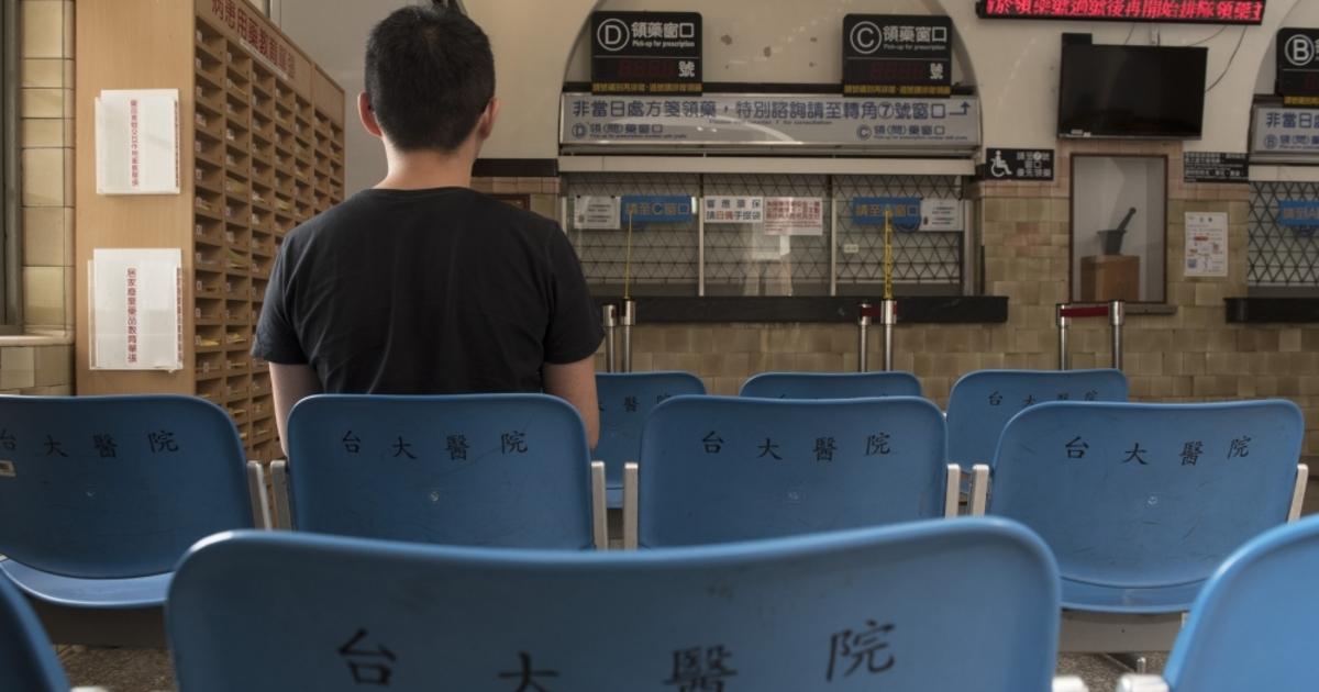 專訪同志諮詢熱線理事長徐志雲:我是醫生,也是同志