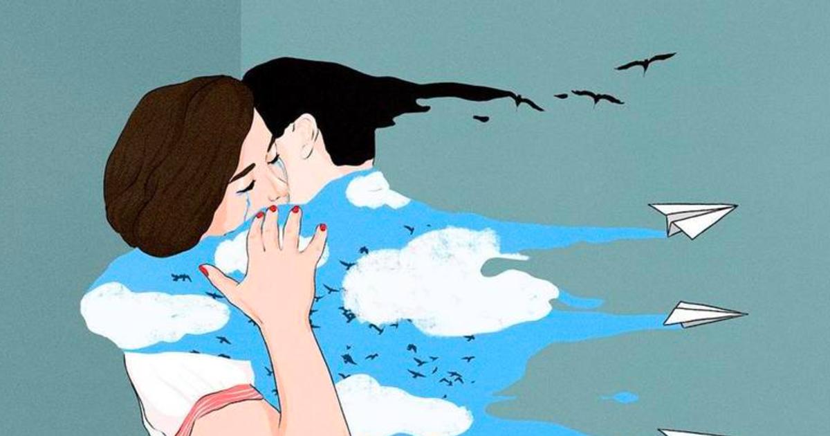 戀愛世代插畫集:我內心的不安,你也願意擁抱嗎?