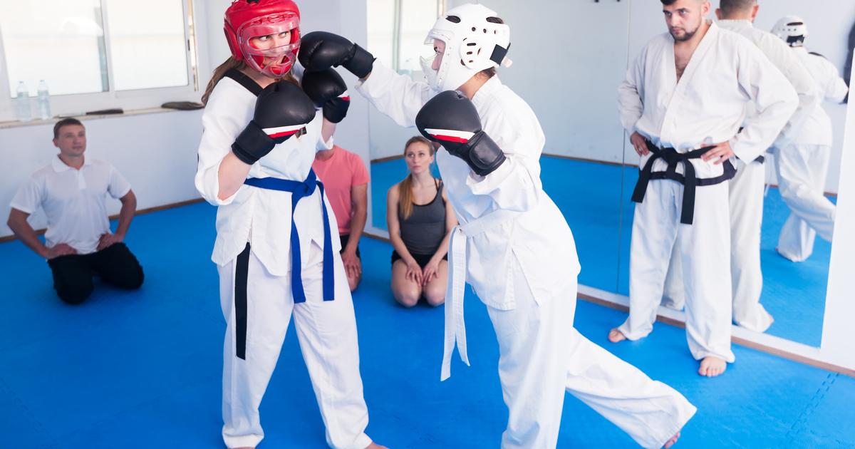 跆拳道性別課:生理差異,是性別比失衡的藉口嗎?