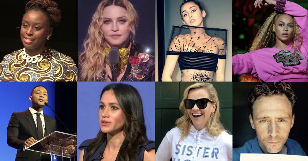 八位女性主義者的告白:我不為我的野心道歉