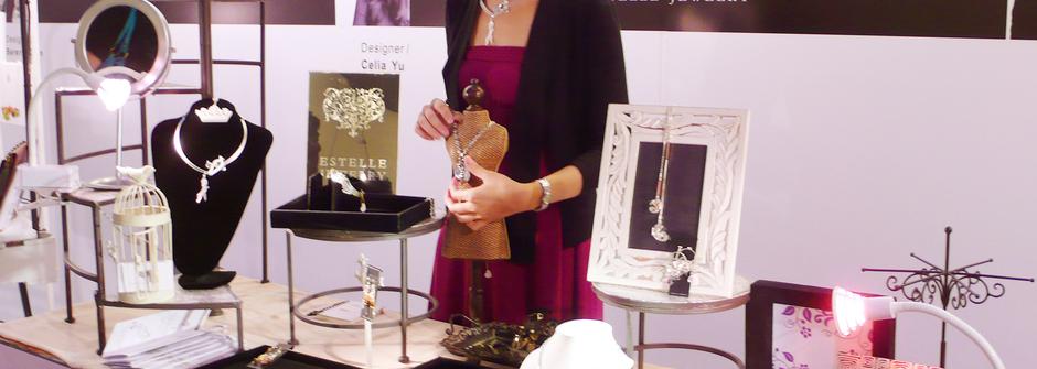 【台灣設計之路】Estelle Jewelry 用生命熱愛的夢想 游琳琬