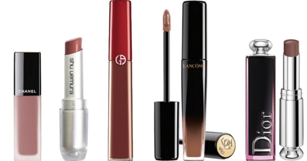 你的唇好溫柔:5 支要買看運氣的「神仙美色」唇釉