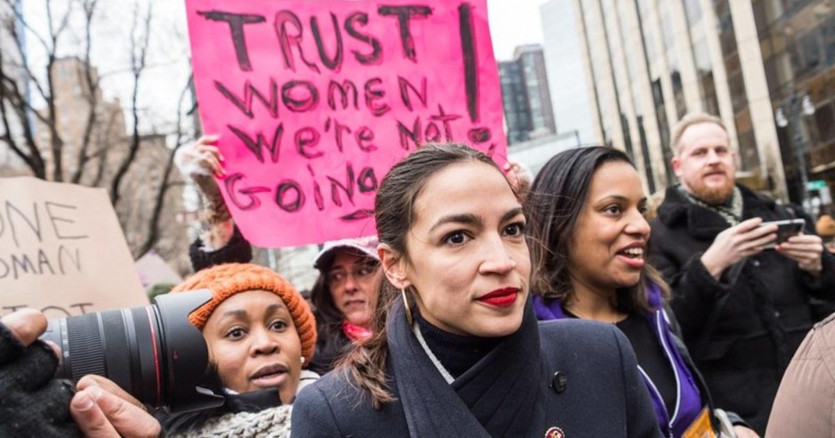 我們沒錢,但與人民站在一起——Netflix《國會女戰將》