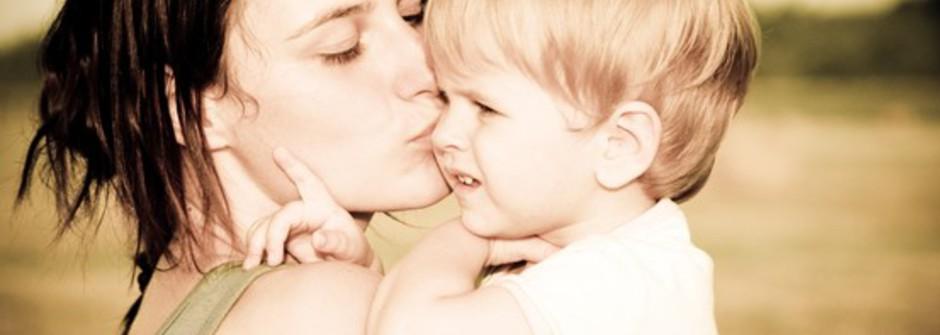 不當完美媽媽,孩子更快樂