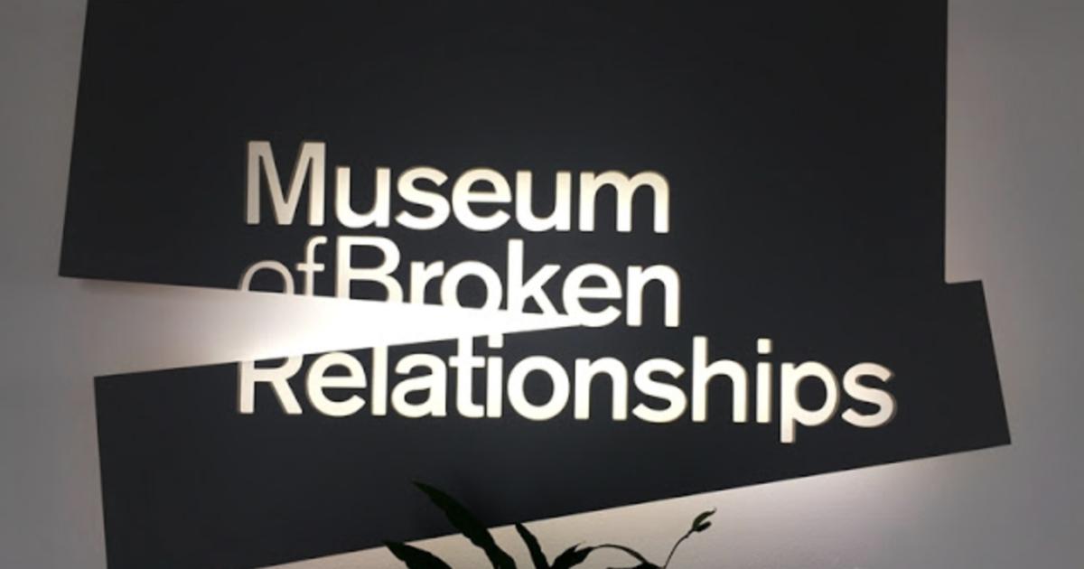 世界上最傷心的角落:在失戀博物館,拼湊碎掉的心