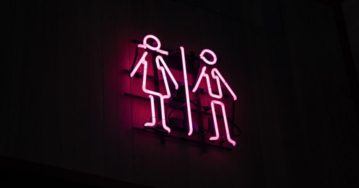廁所文學:廁所牆壁除了張貼笑話,還能有性別多元想像