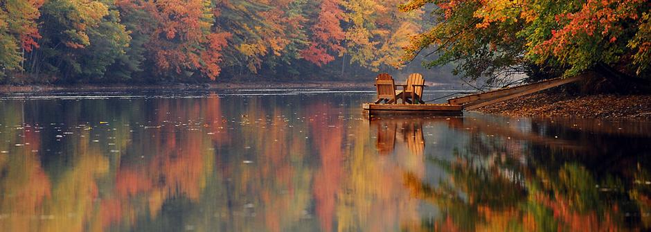 秋季之美攝影精選