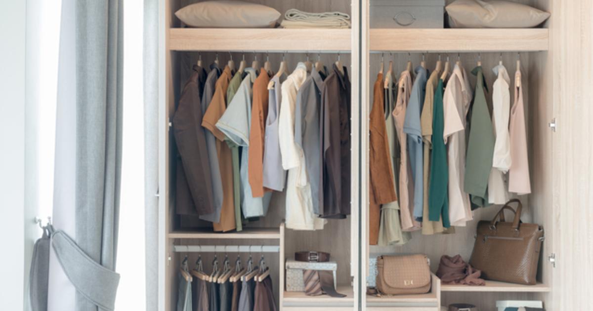 衣櫥爆炸?三個方法讓衣服「有進有出」
