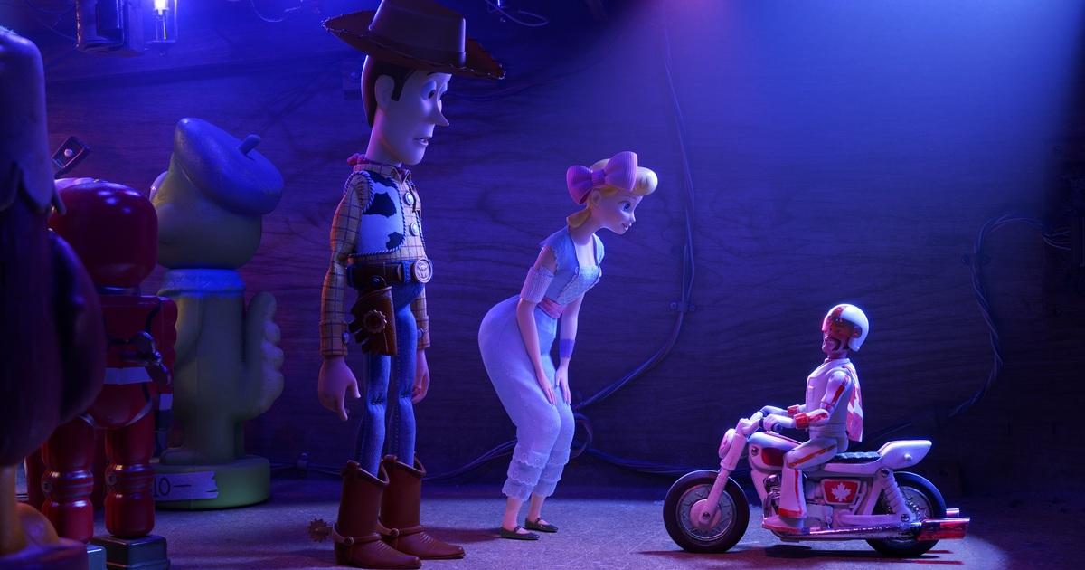 《玩具總動員 4》來了!新角色「卡蹦公爵」由基努李維配音