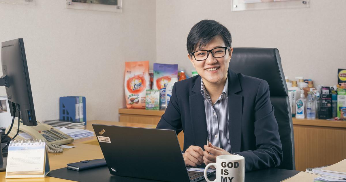 專訪聯合利華總經理何盈德:別怕幫助台灣社會,你的企業不會做善事做到倒