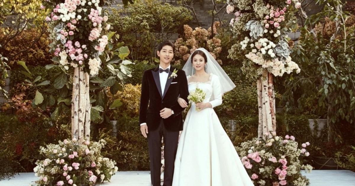 宋慧喬宋仲基證實離婚:結婚是勇氣,要結束一段關係也是