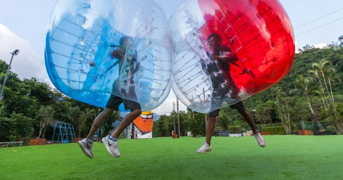 泡泡氣球、高空漫步、攀岩!暑假清涼親子旅遊提案在這裡