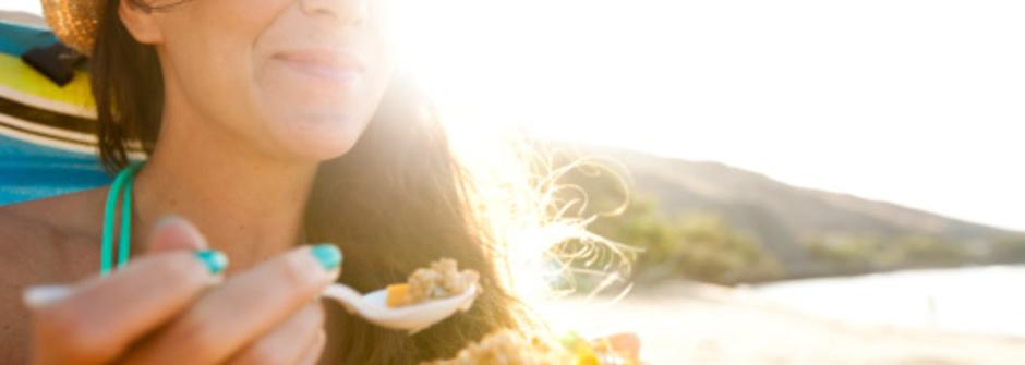 《胖美眉SUZY鎖骨完美現身》這樣吃才會營養零脂肪!