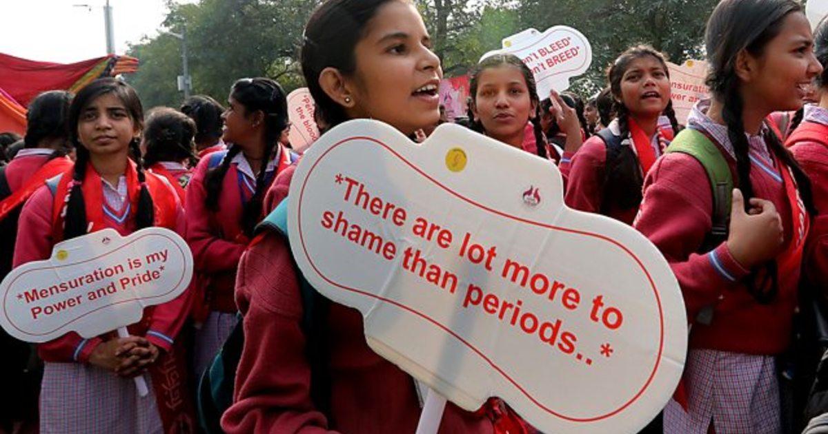 快訊|「沒有生理假這回事」印度婦女被迫摘除子宮、服用不明藥物,才能繼續工作