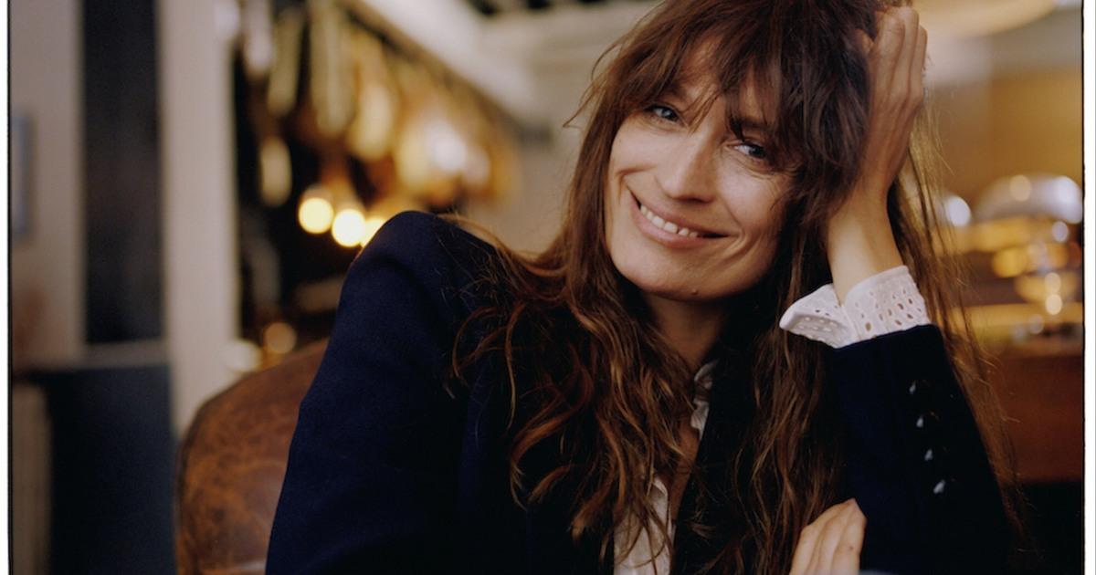 Caroline de Maigret:所謂法式魅力,是美得毫不費力