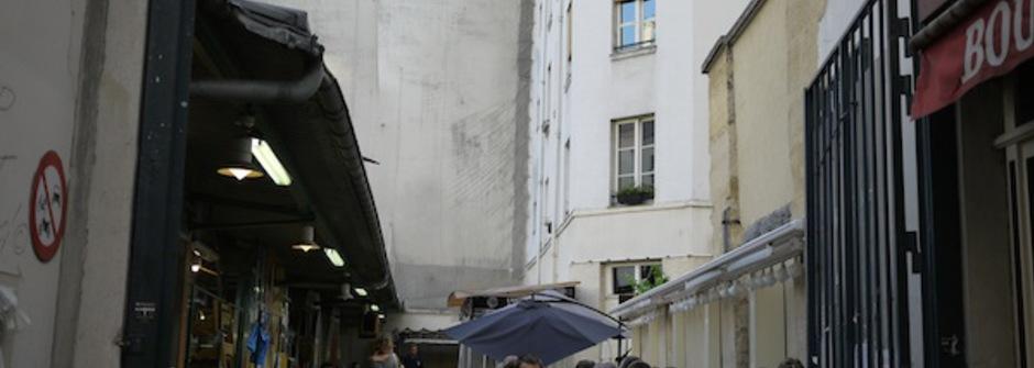 巴黎市場內的美食:Marché des Enfants Rouges