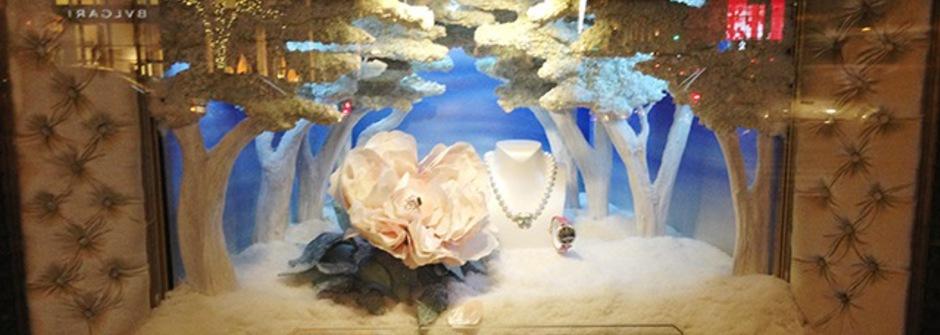 紐約第五大道 2012 驚艷聖誕櫥窗秀