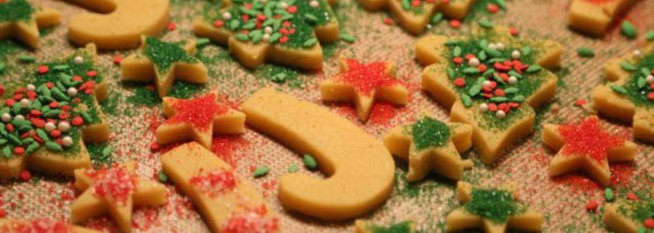 與孩子的手作時光,歡樂聖誕樹勞作與聖誕餅乾