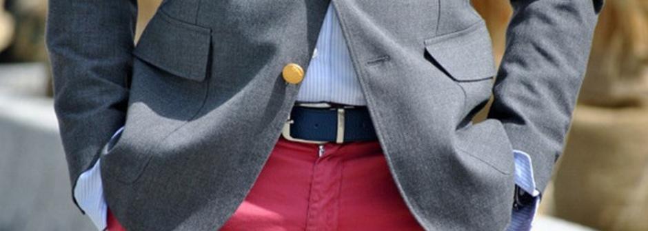 擺脫黑白灰,讓男人更有型的色彩穿搭