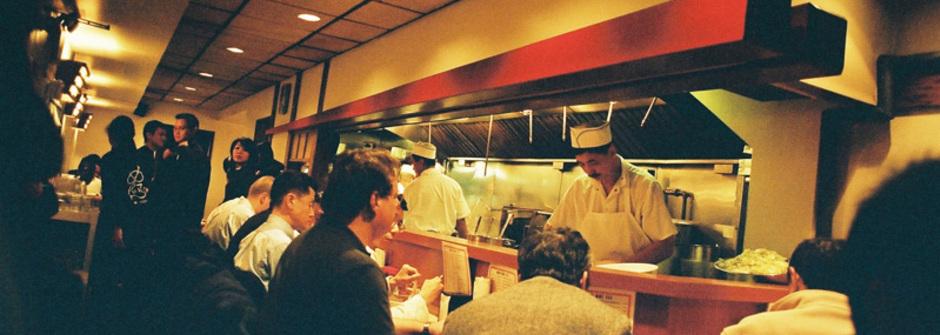 《奇怪的日本人,奇妙的日本語》日本拉麵,讚!