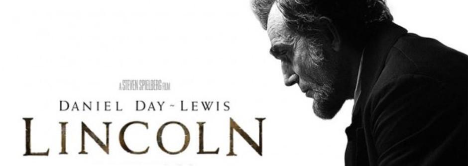 史蒂芬史匹柏的歷史巔峰巨作,奧斯卡金獎影片〈林肯〉