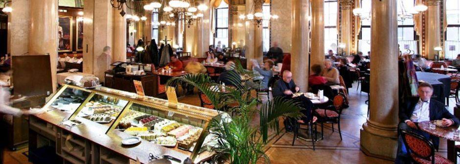 最美好的午後時光 維也納中央咖啡館