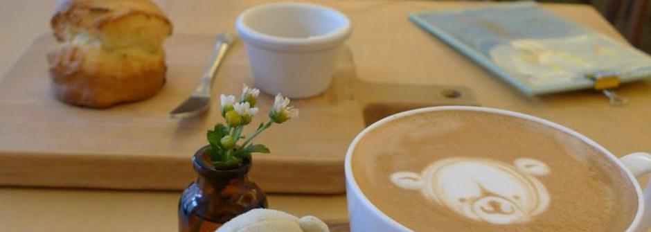 Milly的首爾情緒風景:讓人微笑的可愛咖啡屋 5CIJUNG