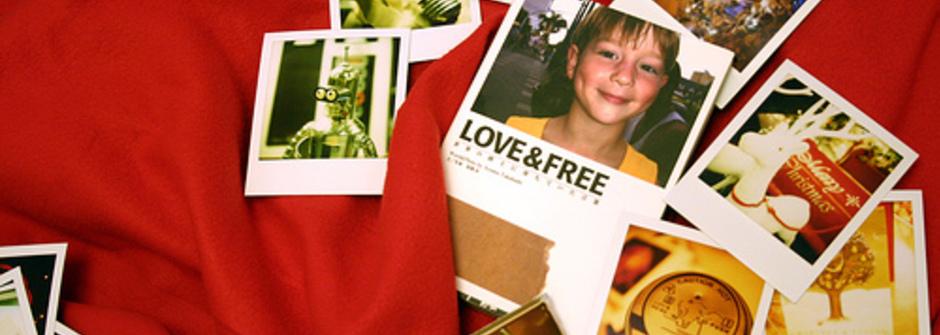 LOVE&FREE:完成名為「自己」的作品