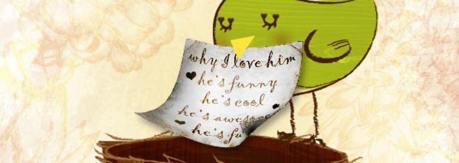 讓愛一直濃烈的方法:孵一顆「愛的留窩蛋」吧!