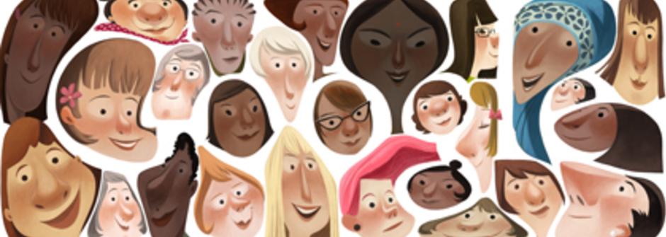 給女孩們的 Google 饅頭計畫